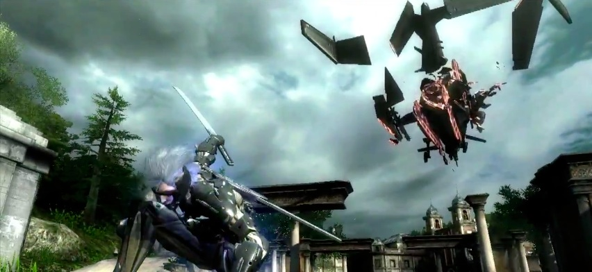 Metal Gear Rising: Revengeance Hands-On Preview | Death Of A Billion Cuts