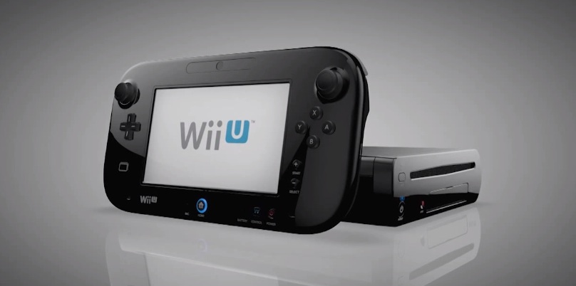 Black is the new white for Wii U