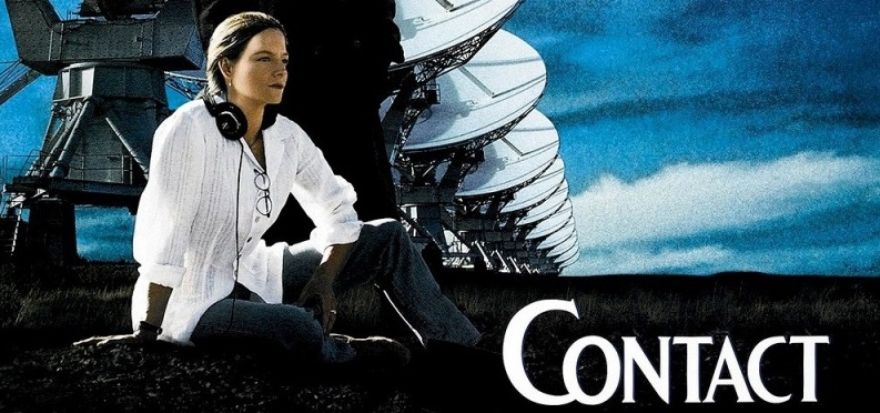 Contact is not a bad movie. You should watch it.
