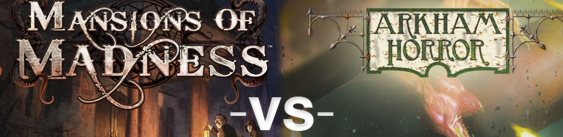 masions of madness arkham horror