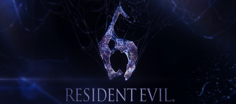 Resident Evil Giraffe Logo
