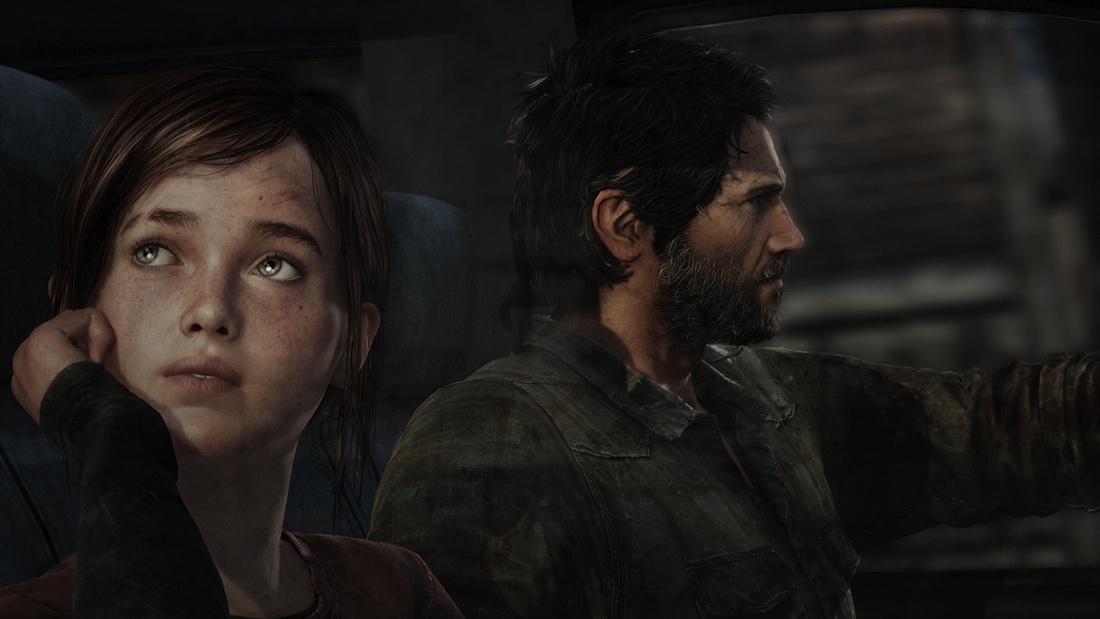 Joel and Ellie
