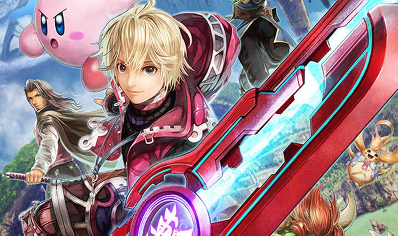 Shulk in Smash